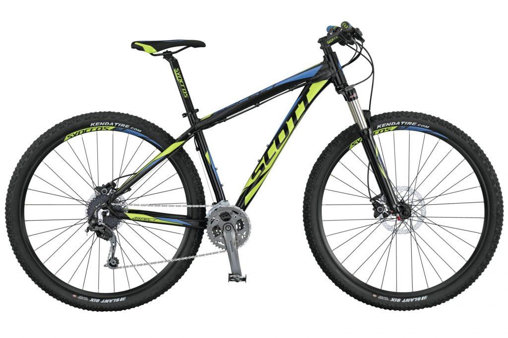 Scott rower górski do 2500 zł