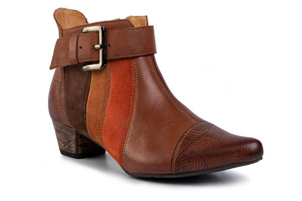 Buty jesienne damskie