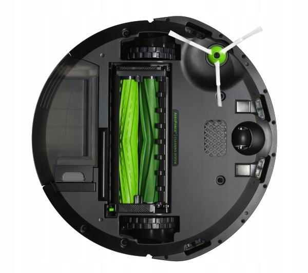 iRobot Roomba e5 od spodu