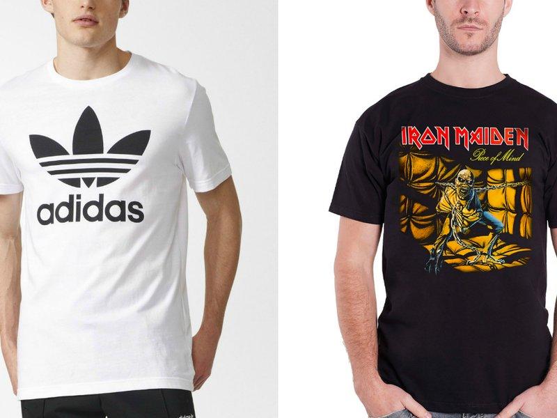 Koszulki T Shirt Damski Męski | TECH RANK